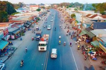 Vị trí vàng kinh doanh ngay TTTM khu tây nam TP Bà Rịa - nhất lộ nhì mặt chợ - cổng chào TP Bà Rịa