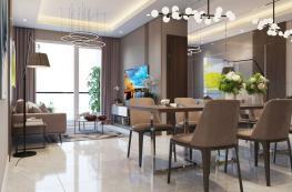 Cho thuê căn hộ Thủ Thiêm Sky, Q2, 2PN, 2WC, giá 9.5 - 12 tr/th, LH: 0908060468