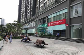Cho thuê tầng 1 hoặc 2 tầng căn Shophouse vị trí đẹp tại tòa A3 Vinhomes Gardenia, 115m2 mỗi tầng