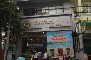 Bán gấp nhà MT đường Số 10 trung tâm khu phố ẩm thực Q6, 6,2x15m, 2 lầu trà sữa thuê 45 triệu/th