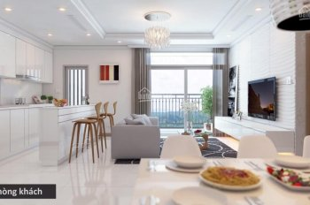Cho thuê căn hộ Keangnam 3 phòng ngủ đồ cơ bản, view bể bơi, phòng ngủ sáng