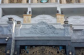 Bán nhà HXH Phan Huy Ích, Gò Vấp, DT: 4x34m, kết cấu: Trệt, lửng, 3 lầu. LH: 0983320348