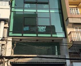 Bán nhà mặt tiền quận 3, P. 9, đường Trương Định, 12,5x17m, H + 6L, 105 tỷ
