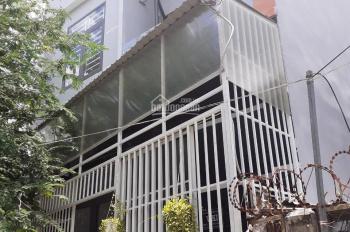 Cần tiền bán gấp căn nhà 60m2 1 trệt 1 lầu 3 phòng ngủ, 2WC, nhà mới , giá 5 tỷ,lh Phát 0906949069