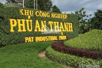 Bán đất thổ cư ngay khu công nghiệp Phú An Thạnh (thuộc dự án Western City) gần chợ, trường học