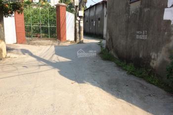 Bán đất thị trấn Trạm Trôi, cách đường ô tô 80m, diện tích 34m2, giá bán 27 triệu/m2