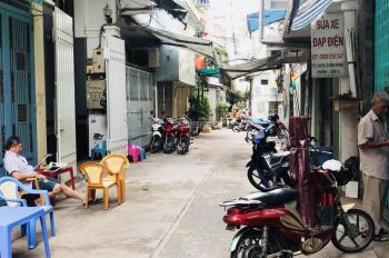 Bán nhà HXH đường Lê Hồng Phong, P1, Q10, nhà trệt lửng 3 lầu sàn BTCT nhà giữa trung tâm giá sốc