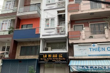 Bán nhà hẻm xe hơi đường Số 4 Cư Xá Đô Thành, P4, Q3, diện tích 3.2x10m, hiện trạng trệt 2 lầu