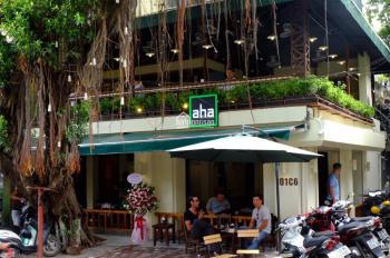Cho thuê nhà mặt phố Thái Hà làm nhà hàng cực đẹp, 55m2x3 tầng, 40 triệu/th