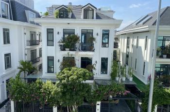 Chính chủ cho thuê nhà biệt thự Vin Green Bay, Mễ Trì Lương Thế Vinh 150m2*3T nổi 1 hầm, giá 40 tr