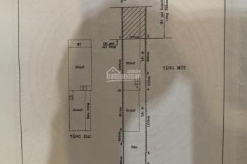 Bán nhà mặt đường Lạch Tray, Ngô Quyền, Hải Phòng, MT 4.3m, DTMB 145m2, LH 0829.100.189