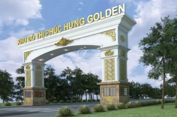 Đất KĐT Phúc Hưng Golden - đất đầu tư sinh lời cao, vị trí đắc địa
