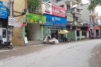 Bán đất mặt đường chính 7m tổ 7 Phú Lãm 32m2 giá 1.33 tỷ, ô tô vào nhà, kinh doanh được 0337877889