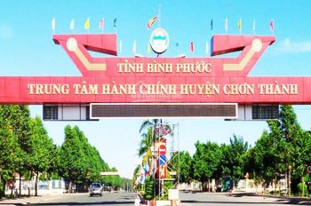 Đất chính chủ cần bán, đất gần TĐC Becamex Chơn Thành 200m2/510 triệu SHR, 0909725586