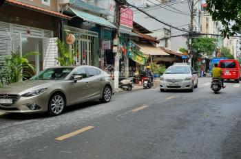 Nhà cần bán MT khu Hoàng Hoa Thám, P. 13, Q. Tân Bình, nhà 4 lầu mới, cho thuê 35tr/th giá 8,3 tỷ
