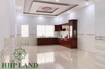 Cho thuê nhà mới 1 trệt 1 lầu, KDC Tân Phong, giá thuê chỉ 8,5tr/th, 0976711267 - 0934855593 (Thư)