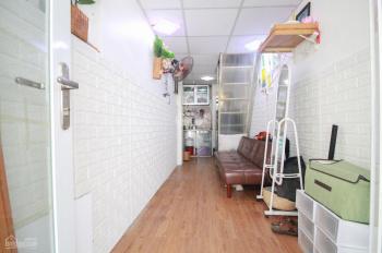 Chính chủ bán gấp nhà nhỏ 14m2 sổ hồng riêng, Q6, hẻm trước nhà 3.5m thông Bà Hom, y hình