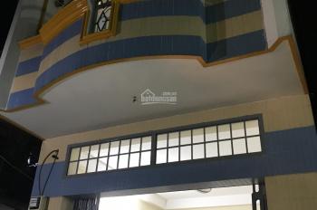 Cho thuê nhà hẻm nguyên căn 4x12m, Quận 11, 5 phòng, 2 toilet