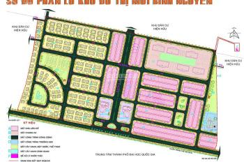Cần bán gấp 5x20m KDC Bình Nguyên, Bình Dương, giá 970/nền,SHR, đất thổ cư 100% LH: 0778153266