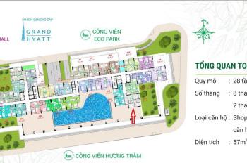 Eco Green quận 7 - Chính chủ bán căn Hr3.08.16 - 69,6m2 - giá 4tỷ183 (đã CK 6%) - 0888008686