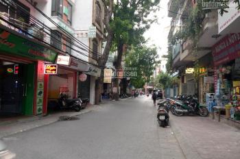 Bán nhà phân lô ngõ 40 Tạ Quang Bửu, Hai Bà Trưng 2 mặt ngõ 48mx5T chỉ 4,8 tỷ