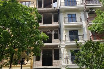 Cần bán nhà 6 tầng xây thô tại dự án C17 Công An tại Ngọc Thụy, Long Biên