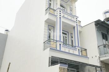 Bán nhà đường 8m Hương Lộ 2 (4x18) đúc 3.5 tấm, giá 5.6 tỷ; LH: 0907067056 Trí Chải