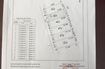 Chính chủ bán mảnh 44,5m vuông tại đầu làng xóm 1 Hải Bối