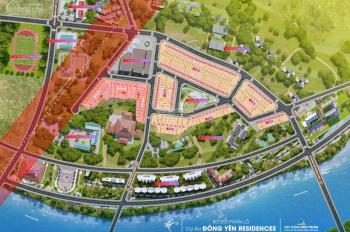 Đất nền Đông Yên Residences Quảng Ngãi, đã có sổ, giá gốc CĐT, LH 0934789169 để có vị trí tốt nhất