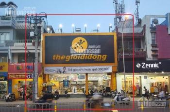 Chính chủ cho thuê mặt bằng 9,5x15m mặt tiền Phan Văn Trị, đối diện siêu thị Emart, khu siêu hot