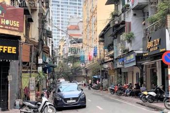 Bán nhà mặt phố Yên Ninh, 71m2, mặt tiền 5m, vỉa hè rộng, kinh doanh đỉnh, giá 23.5 tỷ