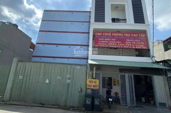 Bán nhà trọ cao cấp 879/37 Hương Lộ 2, Bình Tân, 6.5x22m, 4 lầu, 80 phòng, giá 29 tỷ