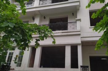 Cho thuê nhà liền kề ngõ 201 Nguyễn Tuân. DT 100m2*4 tầng nổi + 01 tầng hầm MT 7m. Giá 45 triệu/th