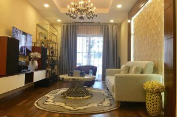(0931 052 666) cho thuê căn hộ Vinhomes Nguyễn Chí Thanh 2 phòng ngủ đồ cơ bản. Giá từ 16tr/th