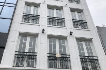 Cho thuê nhà mặt phố Nguyễn Quốc Trị 108m2 * 6 tầng nổi 1 tầng hầm, thông sàn thang máy, giá 90 tr
