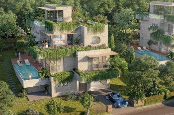 Biệt thự nghỉ dưỡng ven Hà Nội, sổ đỏ lâu dài, NH hỗ trợ vay 65%, lợi nhuận 15%/năm, giá từ 10tr/m2