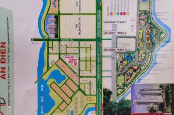 Bán đất KDC 13E đường chính 20m Phong Phú, DT 5x20m, giá 40tr/m2 chưa bao gồm móng, 0977112463 Vân