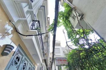 Bán nhà ngõ 10 Tôn Thất Tùng cũ phố Tam Khương mới 38m2x5T xây mới cách đường ô tô 30m giá 3.8 tỷ