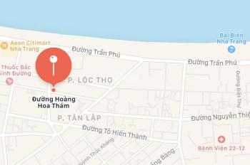 Cần bán căn shophouse đường Hoàng Hoa Thám, giá rẻ