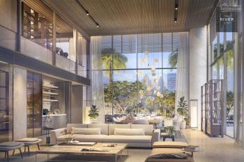 Penthouse The River Thủ Thiêm, duy nhất 10 căn đẹp nhất dự án, TT 15% ký HDMB: 0939 203 899