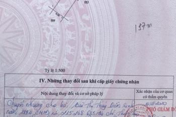 Bán đất thổ cư, sổ hồng, thị trấn Tân Phú, huyện Đồng Phú, tỉnh Bình phước