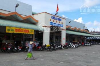 Bán gấp đất mặt tiền Phùng Hưng, ngay chợ An Bình, giá 1,2 tỷ/100m2, giá đầu tư, 0907256001 Phụng
