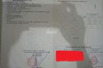 Bán đất đường bê tông Bình Khánh, Cần Giờ, giá: 1.3 tỷ. TL