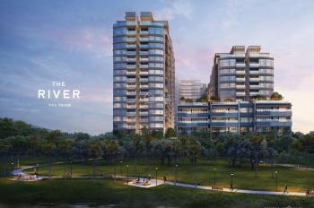 Pool Villas The River với vị trí vàng tại bán đảo Thủ Thiêm, TT 15% ký HDMB 0939 203 899