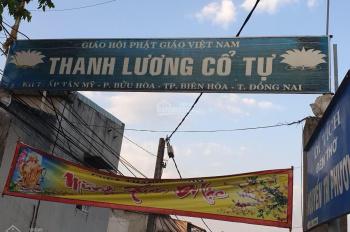 Bán gấp căn nhà cấp 4, P. Bửu Hoà, Biên Hoà, giá rẻ chỉ 17tr/m2, full thổ cư
