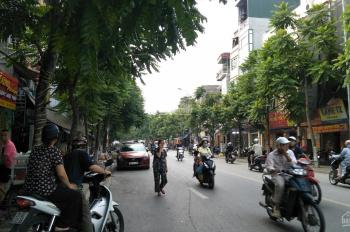 Bán nhà mặt phố Dương Văn Bé, Hai Bà Trưng 58m2x5 tầng, thang máy, kinh doanh cực tốt, giá 13.5 tỷ