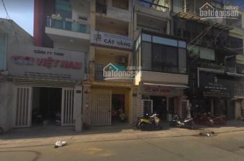 Cho thuê nhà MT Trần Đình Xu Q1, 3 lầu DTSD gần 200m2, làm VP công ty, KD hoặc ở. Giá 35tr/th