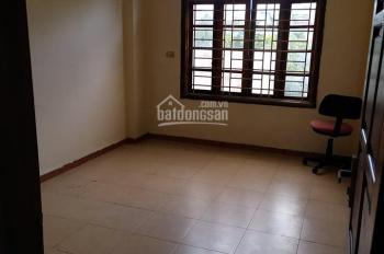 Cho thuê nhà 55m2x4 tầng ngõ 72 Chính Kinh tiện ở, văn phòng. 13 triệu