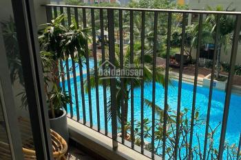 Masteri Thảo Điền căn hộ 2PN - View hồ bơi view hồ bơi tuyệt đẹp