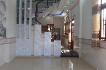 Bán nhà lầu trệt sổ hồng riêng, DT 92m2, sân xe hơi đường Trần Đại Nghĩa